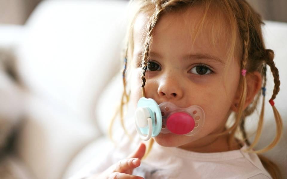 Как отучить ребенка от соски: быстро в 1 и 2 года