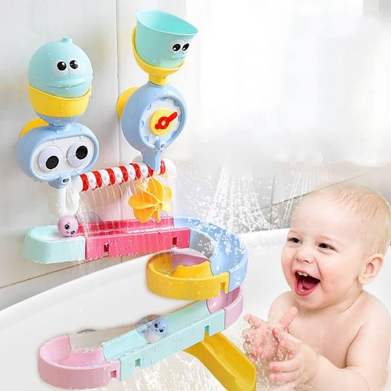 Игрушки для ванной: лучшие идеи, особенности выбора и современные игрушки (150 фото)