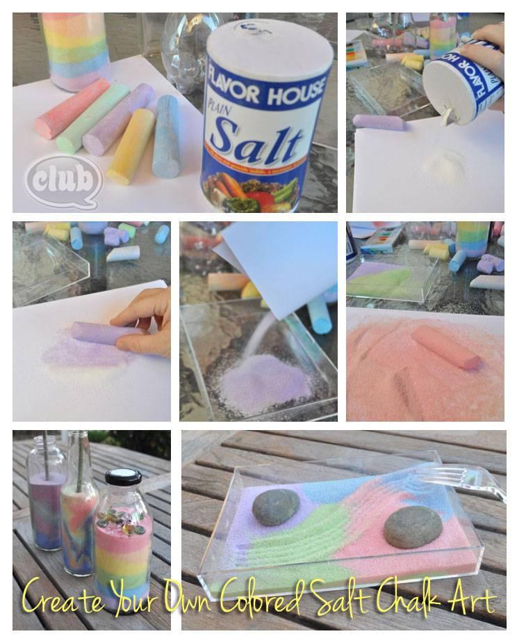 Как покрасить щебень своими руками?