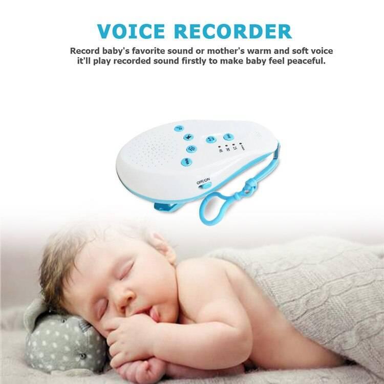 Новое исследование показывает, что успокаивающий белый шум ночью может принести ребенку больше вреда, чем пользы