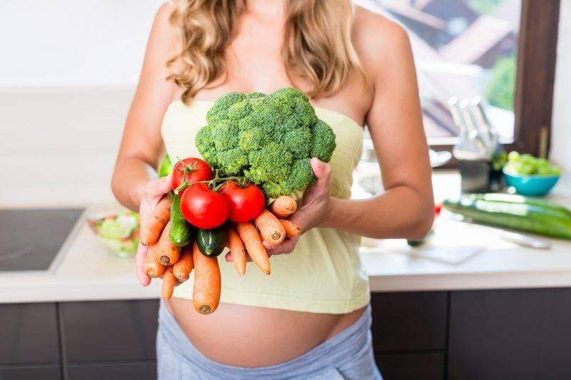 Питание при беременности. вегетарианство и беременность