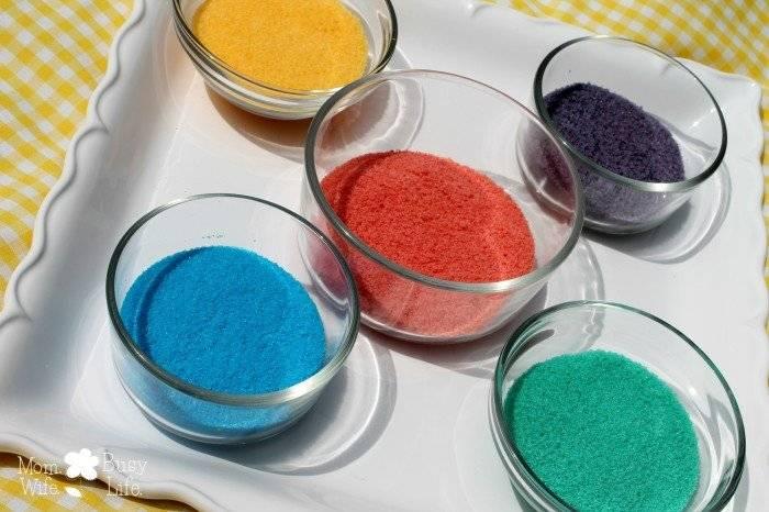 Как приготовить меловую краску и покрасить ею мебель: 5 рецептов с содой, гипсом. крахмалом и затиркой