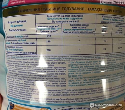 Обзор смесей нан оптипро для новорожденных: состав детского питания, виды и таблица с инструкцией