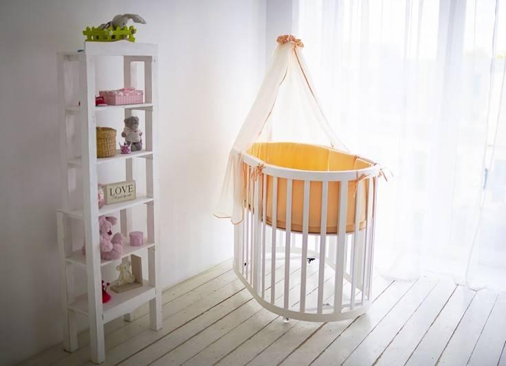Изготовление детской кроватки своими руками — оригинальные идеи, чертежи и правила изготовления детской мебели (80 фото)