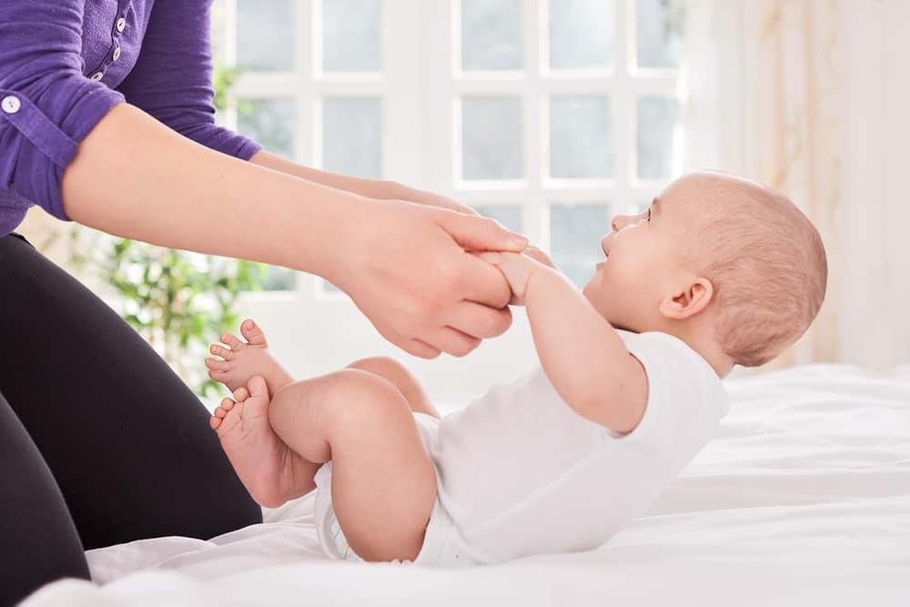 С какого возраста можно сажать ребенка