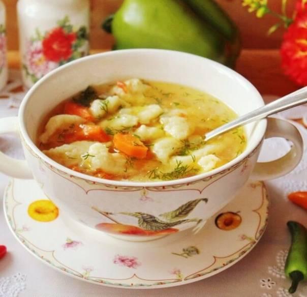 Бульоны и супы для детей до 1 года: рецепты и правила приготовления