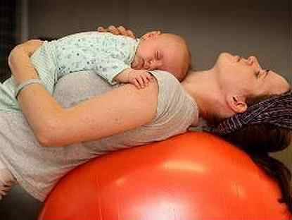 Фитбол упражнения, фитбол для беременных, фитбол для детей