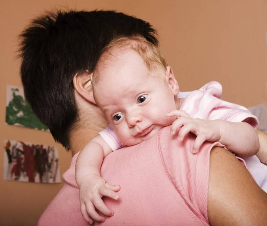 Рефлюкс у детей. что это и на какие симптомы обратить внимание?