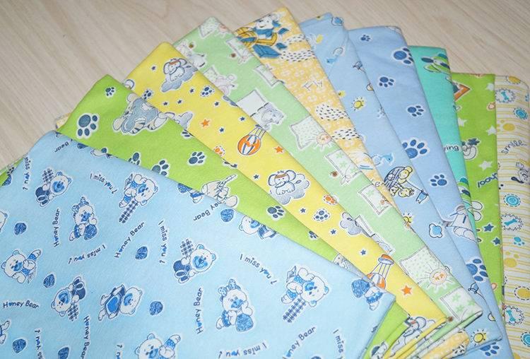 Как выбрать идеальные пеленки для новорожденных