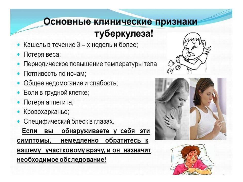 Особенности туберкулеза у подростков