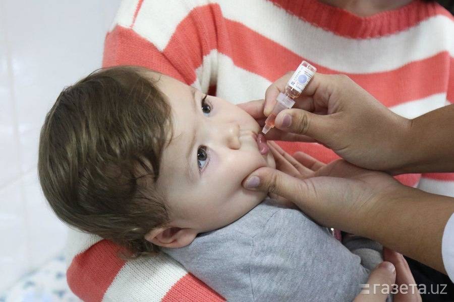 Что нужно знать родителям о прививке от полиомиелита?