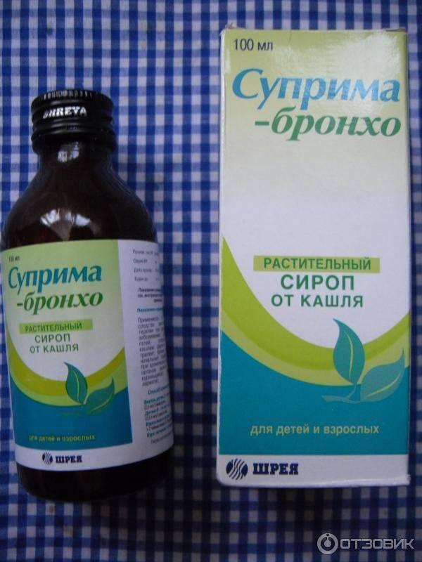 ТОП-20 сиропов от сухого и влажного кашля для детей и взрослых