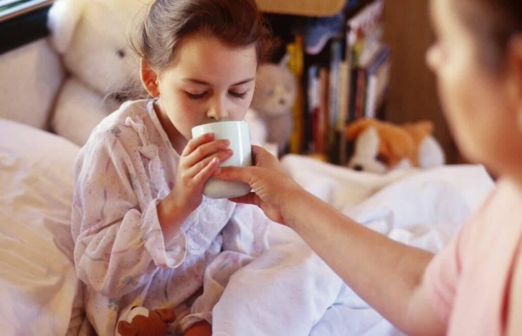 Что делать при кашле у ребенка ночью?
