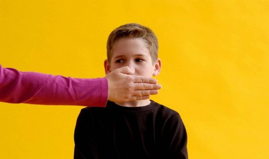 Как отучить ребенка от нецензурных слов
