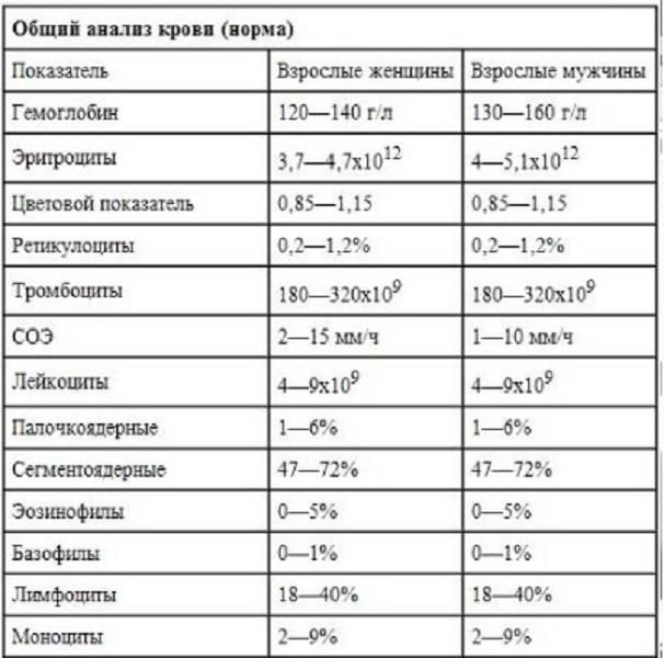 Причины повышенного и пониженного лдг в крови   клиника «фамилия»