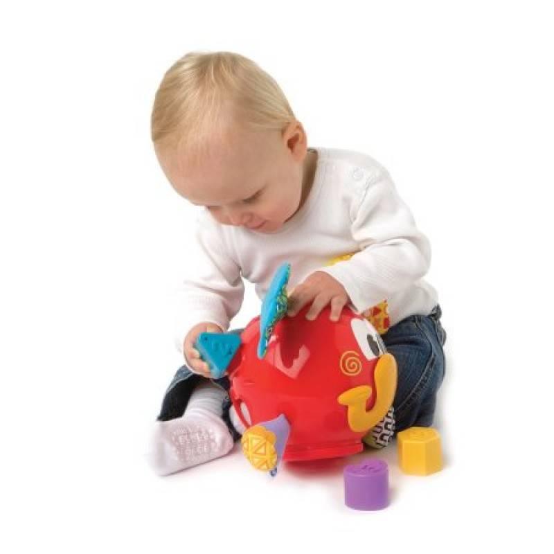 Какие игрушки нужны ребёнку в 6-7 месяцев