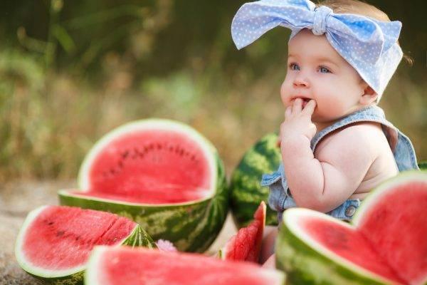 С какого возраста можно давать детям дыню? дыня для грудничка