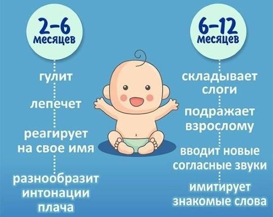 Почему младенец высовывает язык? - medical insider