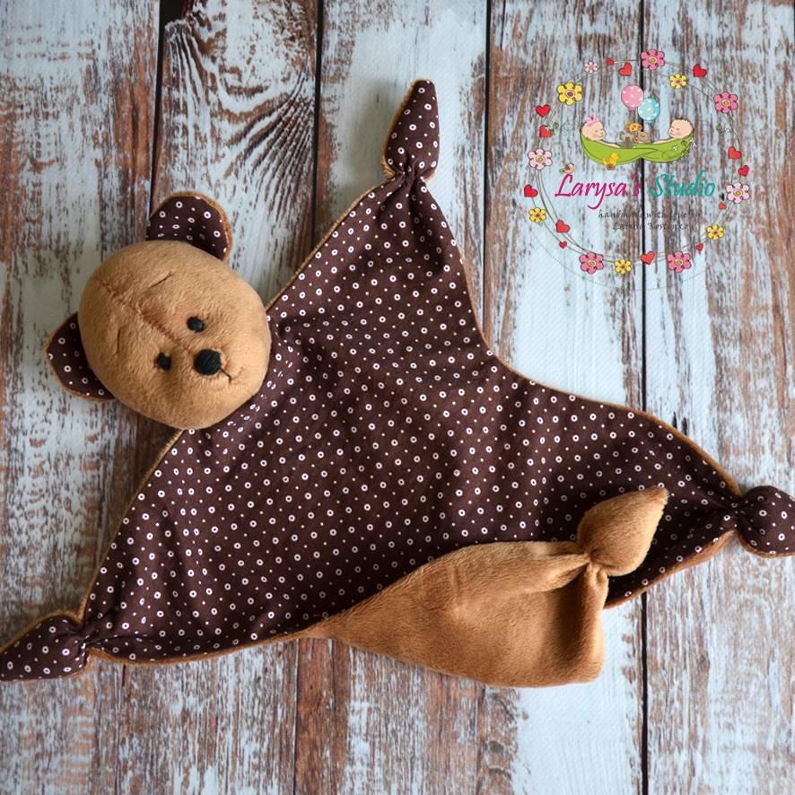 Комфортер для новорожденного. мастер-класс по вязанию игрушки крючком | активная мама