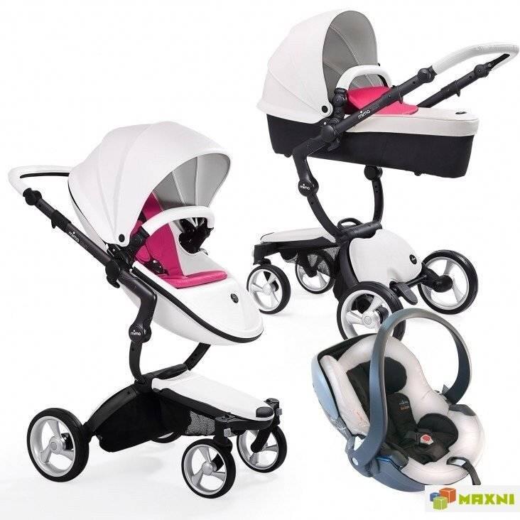 Рейтинг детских колясок весна-лето 2021 - hellobuggy
