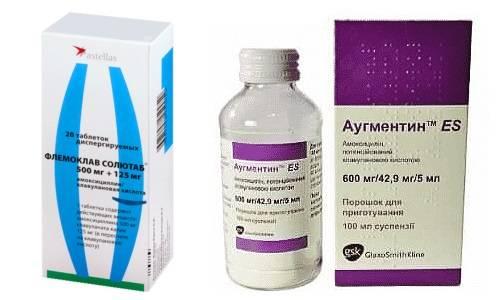 Антибиотики при лимфадените у взрослых и детей: какие, инструкция по применению | компетентно о здоровье на ilive