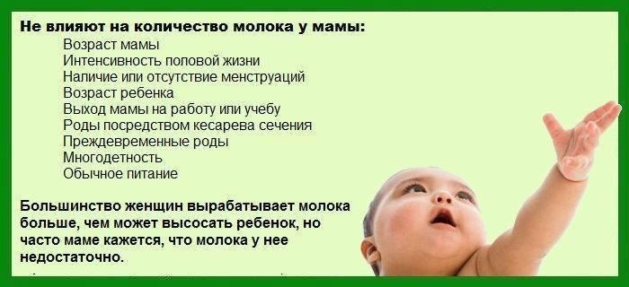 5 главных причин недоедания грудничка или как понять, что ребёнок не наедается грудным молоком?