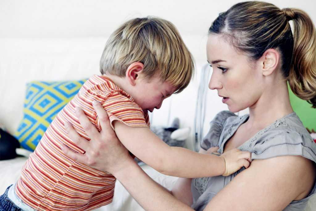 Почему и отчего случаются истерики у дошкольника