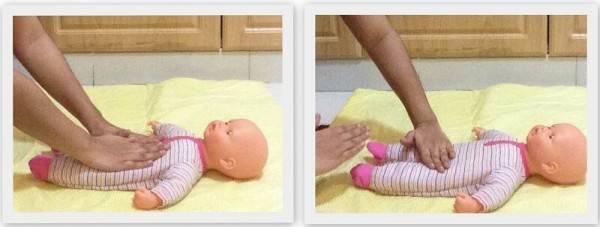 Как научить ребенка переворачиваться с живота на спину?
