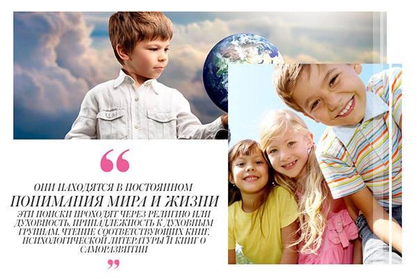 Дети индиго по знакам зодиака