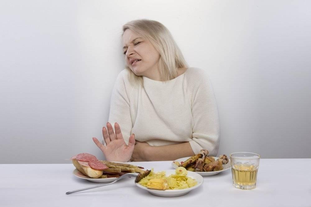 Ребенок после болезни плохо ест