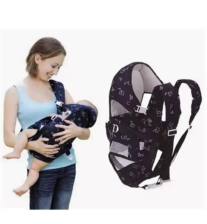 На что обратить внимание, выбирая кенгуру для новорожденного малыша