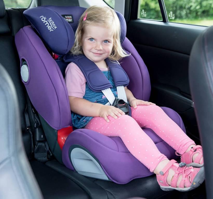 6 критериев выбора идеального детского автокресла