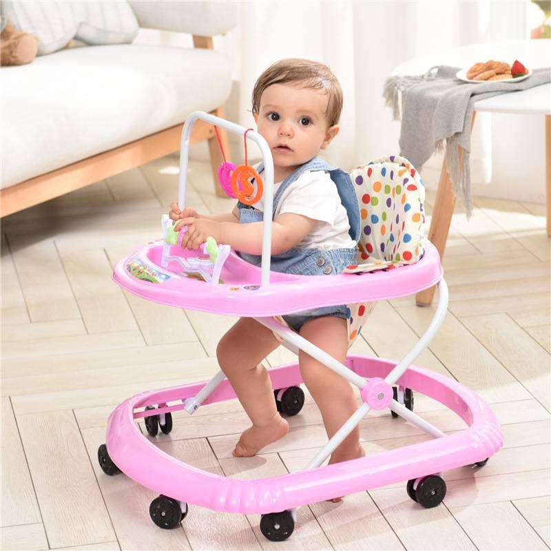 Нужны ли ходунки для ребенка. с какого возраста можно сажать детей в тренажер, польза и вред от покупки