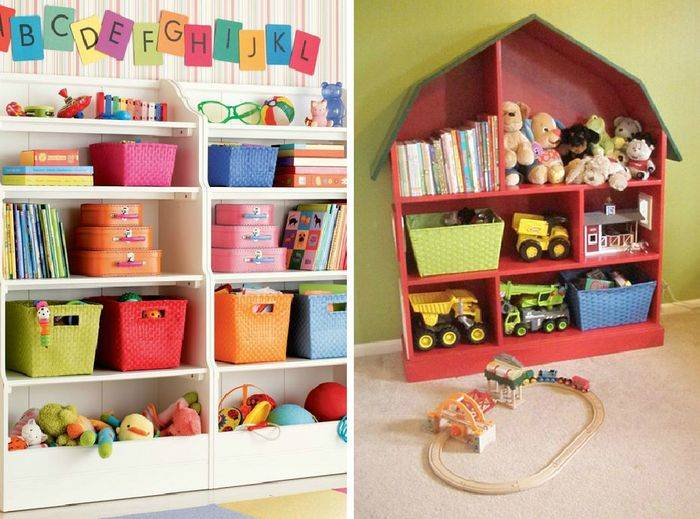 Детские игрушки. куда их девать?