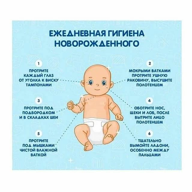 Основные правила ухода за кожей младенца. как правильно ухаживать за кожей ребенка до года