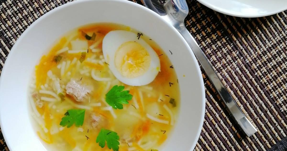 Суп для 8 месячного ребенка рецепты - ребенок