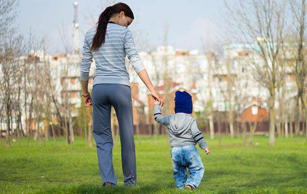 Прогулка при насморке у ребенка 6 месяцев