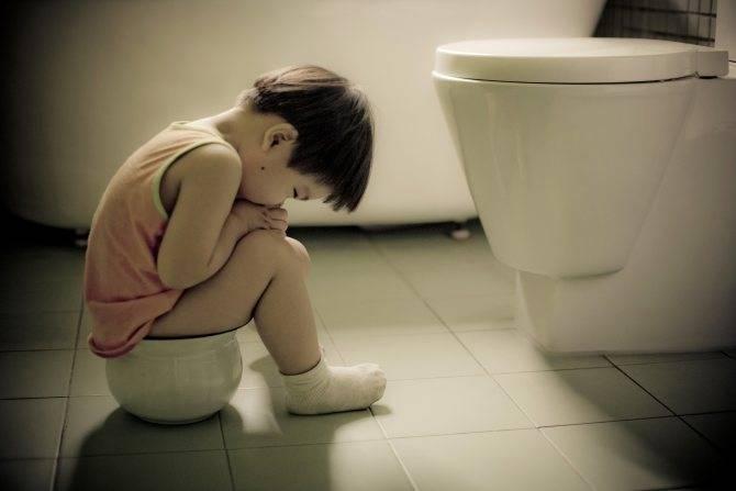 Учащенное дневное мочеиспускание у детей (поллакиурия)