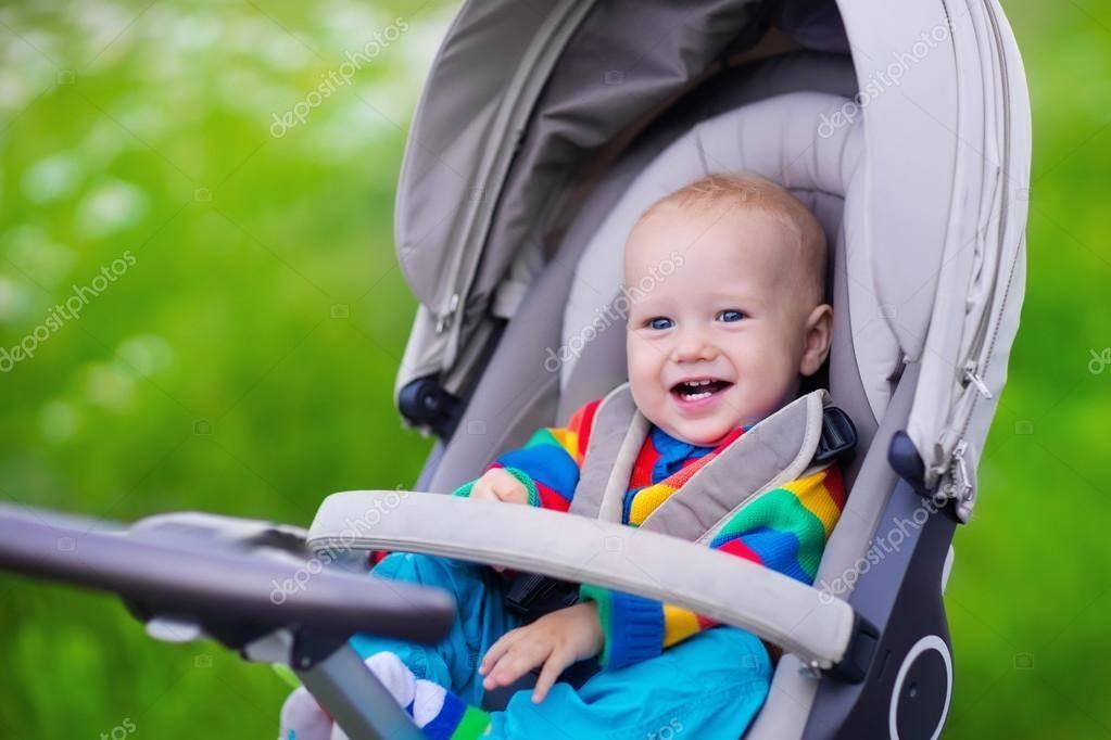 Как выбрать коляску для новорожденного летом: их виды