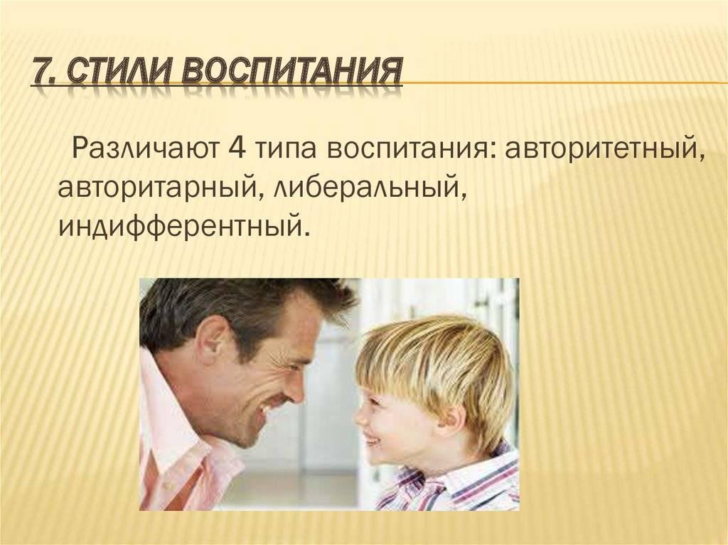 4 типа мам по способам воспитания: найди себя