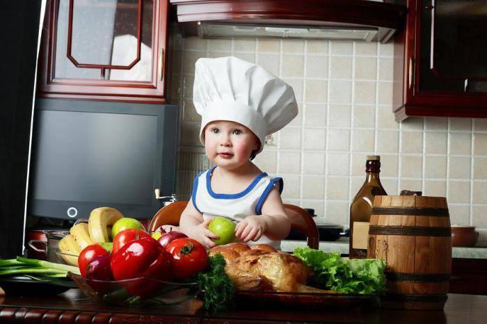 Покупаем детское питание: на что обращать внимание?