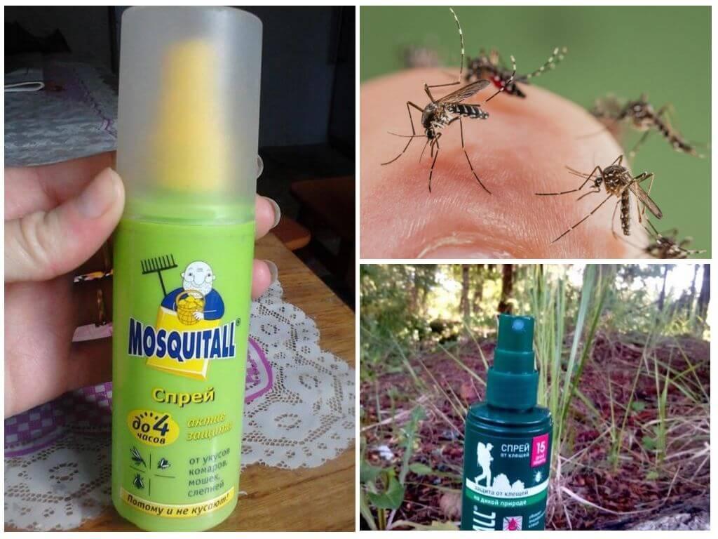 Какое средство от комаров для детей выбрать?