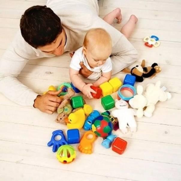 Полезный досуг: выбираем развивающие игрушки для детей 6 месяцев