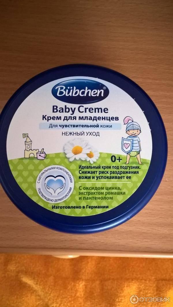 Выбираем крем под памперс для новорожденного