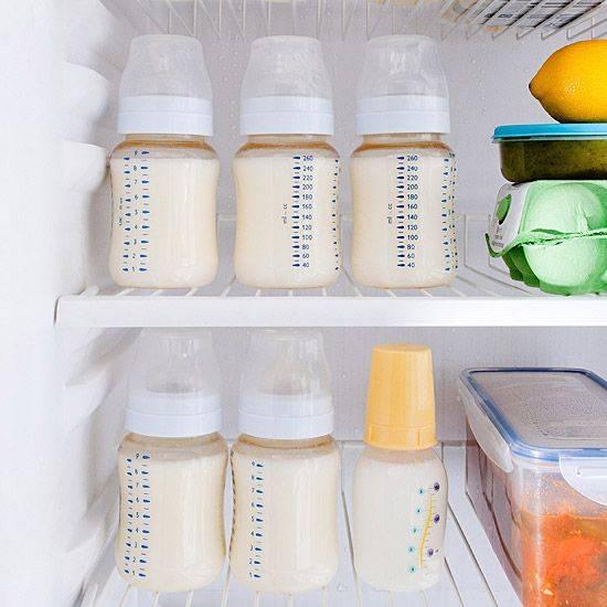 Хранение сцеженного молока: правила, сроки и советы