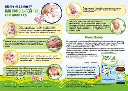 Если у новорожденного болит животик: как это понять и чем ему помочь