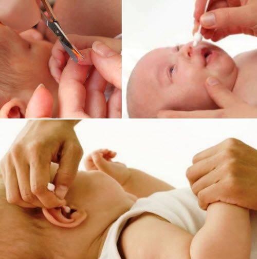 Как бережно почистить носик малышу — используем аспиратор