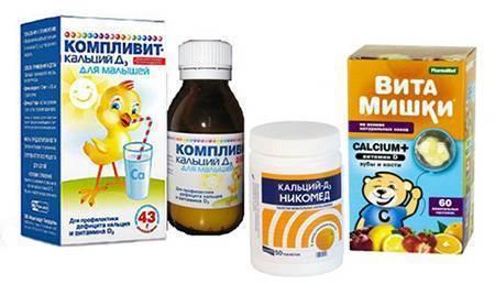 7 лучших витаминов для новорожденных - рейтинг 2021