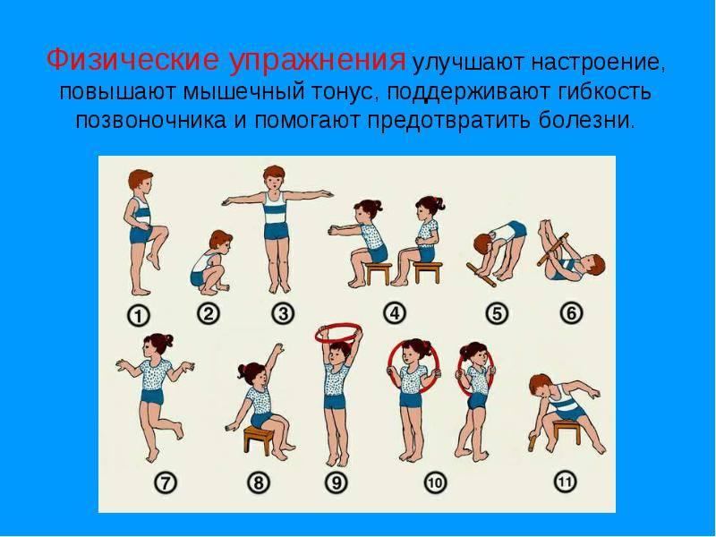 Как правильно делать зарядку по утрам? - бу «красночетайская районная больница» мз  чр