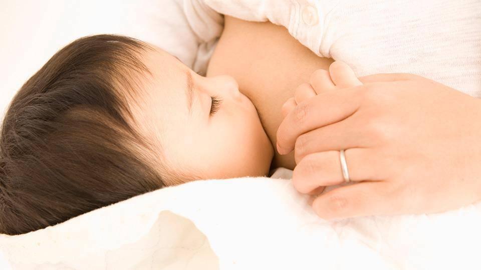 Как научить малыша засыпать без груди?     материнство - беременность, роды, питание, воспитание
